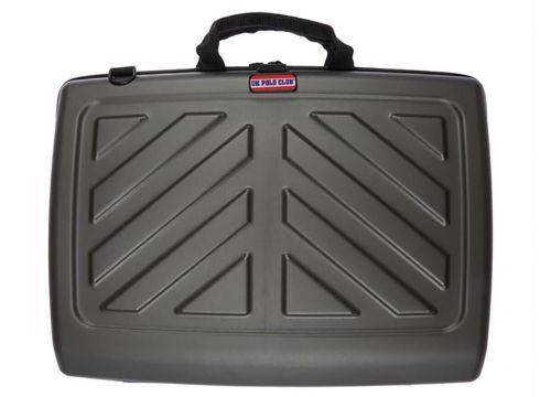 UK POLO CLUB 15.6 Inc Hard Case Gri Unisex Laptop Çantası - FLO Ayakkabı(79826646)