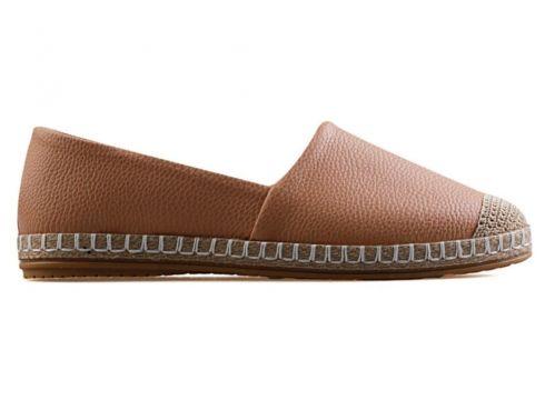 Caprito Kadın Günlük Ayakkabı 601-pudra-cılt Pudra Cilt(113623053)