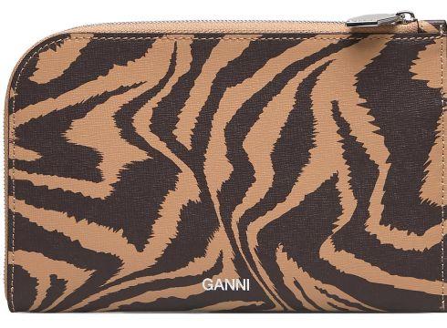 Wallet Bags Card Holders & Wallets Wallets Braun GANNI(116334708)