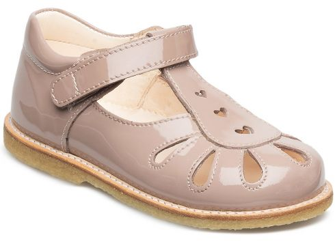 Sandals - Flat - Closed Toe - Sandalen Beige ANGULUS(96787784)