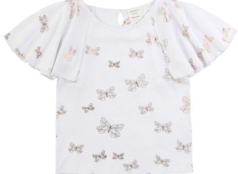 T-Shirt Papillons(108947590)
