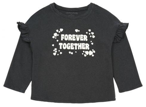 SweatshirtForever Together mit Rüschen Davina(113867324)
