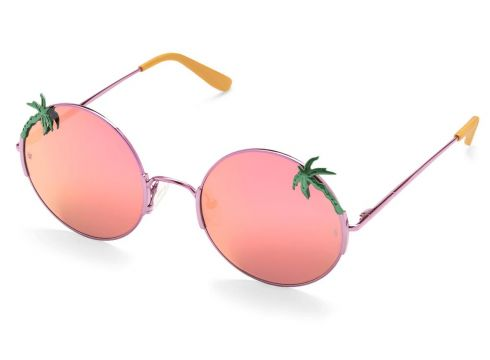 Pink Flamingo Sunglasses(86342008)