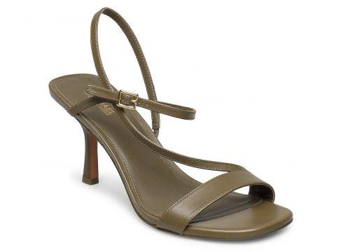 Tasha Sandal Sandale Mit Absatz Grün MICHAEL KORS SHOES(114160450)
