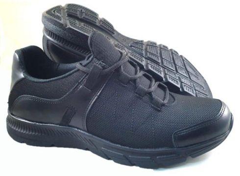 OKS Erkek Siyah Army Günlük Hafif Taban Yürüyüş Ve Spor Ayakkabısı(118055449)
