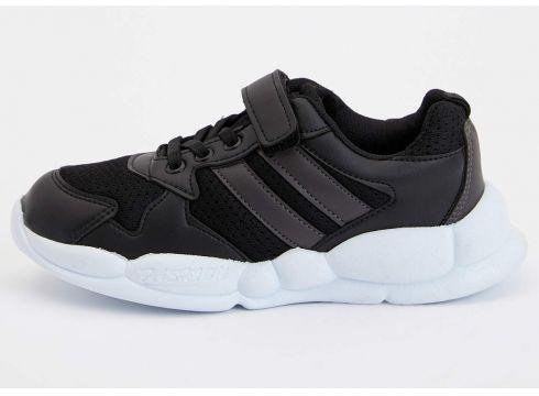 DeFacto Erkek Çocuk Sneaker Bağcıklı Ayakkabı(125927393)