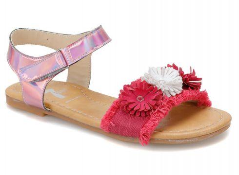 Seventeen Ipek Fuşya Kız Çocuk Sandalet - FLO Ayakkabı(77275395)