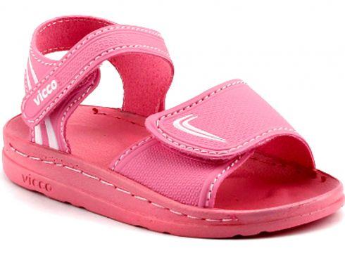 Vicco Pembe Kadın Sandalet(105137440)