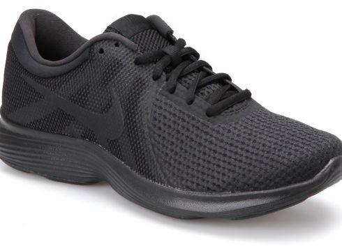 Revolution 4 Eu Siyah Erkek Koşu Ayakkabısı - FLO Ayakkabı(50738508)