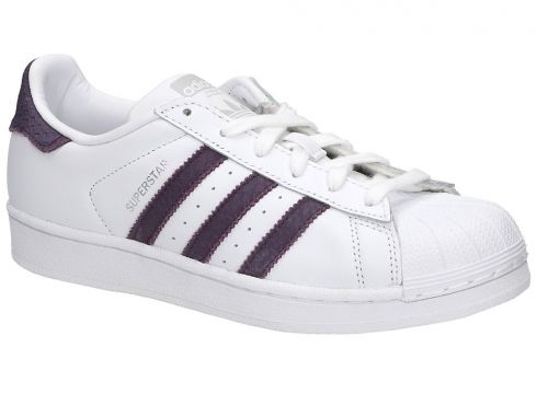 adidas Originals Superstar Sneakers ftwr white/red night/gold(97839602)